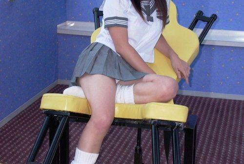 エロかわいい女子高生のパンチラ盗撮画像集めたったwww 37枚 No.11