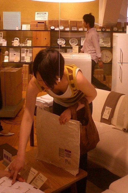 【盗撮画像】色白ギャルの胸チラだけのまとめ 35枚 No.16