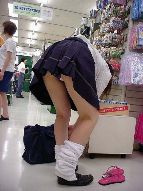 【エロ画像】 女子高生がお尻を丸見えになるほど付き出してきたんだがwww 38枚 No.34