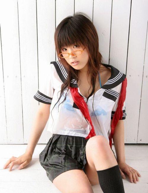 【画像】笑顏もスタイルもモデル級に可愛いJKをまとめ 38枚  No.27