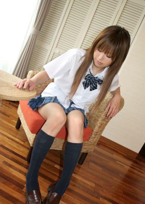 【画像】笑顏もスタイルもモデル級に可愛いJKをまとめ 38枚  No.30