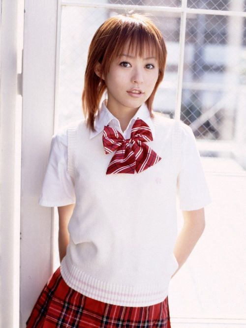 【画像】笑顏もスタイルもモデル級に可愛いJKをまとめ 38枚  No.34