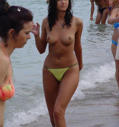 【盗撮画像】全裸外国人のヌーディストビーチがエロ過ぎ! 39枚 No.24