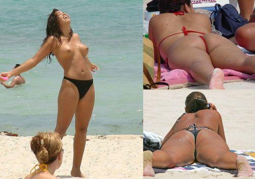 【盗撮画像】全裸外国人のヌーディストビーチがエロ過ぎ! 39枚 No.34