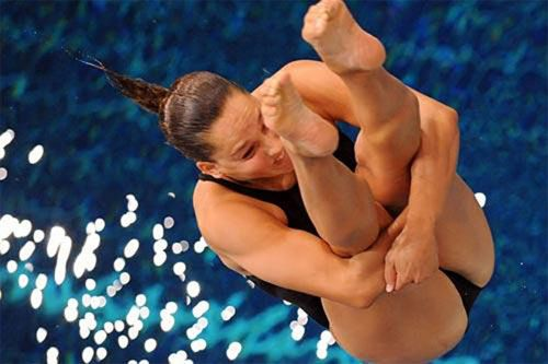 【画像】女子アスリートのハプニングやエロい瞬間まとめ 36枚 No.31