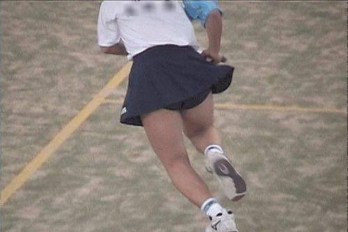【画像】女子アスリートのハプニングやエロい瞬間まとめ 36枚 No.32