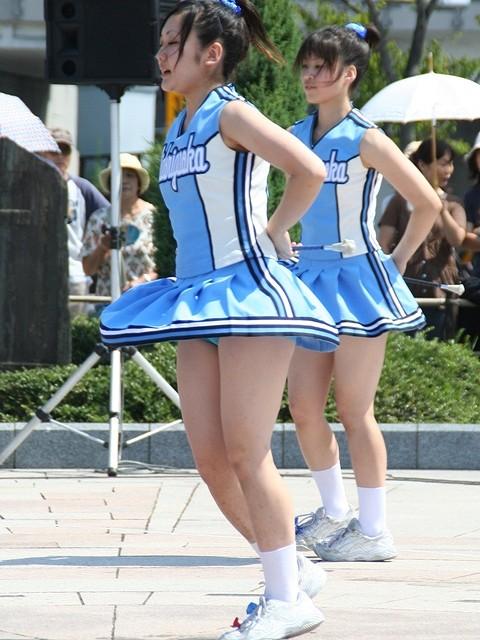 【エロ画像】チアガールって動画より写真の方がエロいよな! 40枚 No.13