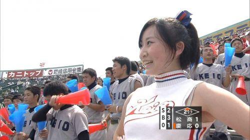 【エロ画像】チアガールって動画より写真の方がエロいよな! 40枚 No.31