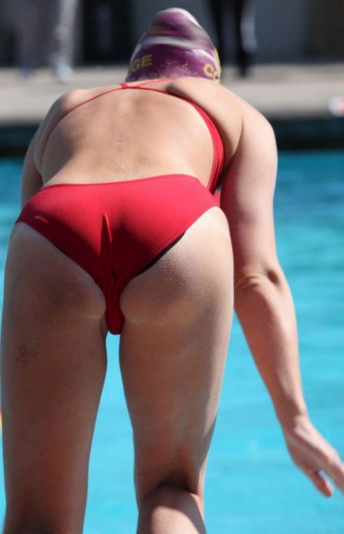 【エロ画像】女子アスリートのハプニングの瞬間を激写まとめ 39枚 No.2