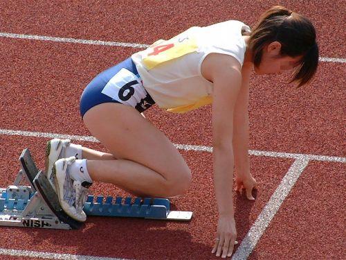 【エロ画像】女子アスリートのハプニングの瞬間を激写まとめ 39枚 No.14