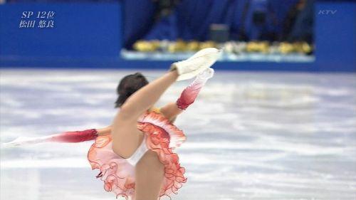 【エロ画像】女子アスリートのハプニングの瞬間を激写まとめ 39枚 No.12