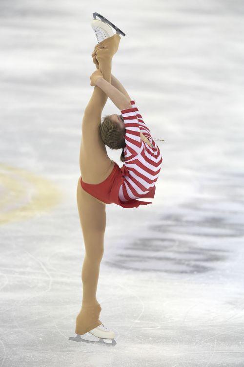【エロ画像】女子アスリートのハプニングの瞬間を激写まとめ 39枚 No.21
