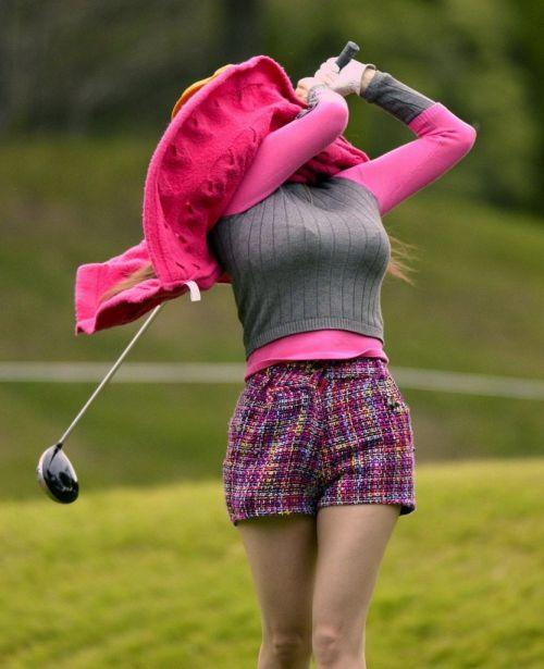 【エロ画像】女子アスリートのハプニングの瞬間を激写まとめ 39枚 No.31