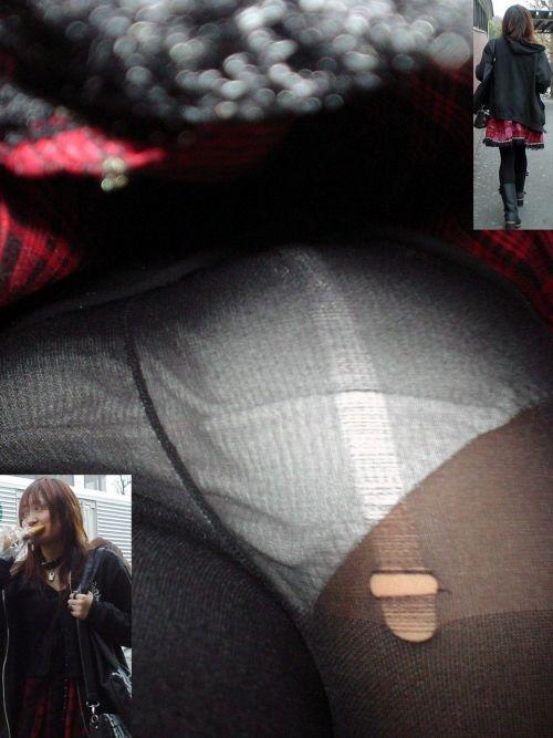 逆さ撮りでOLのパンツを接写したエロ画像 41枚 No.29