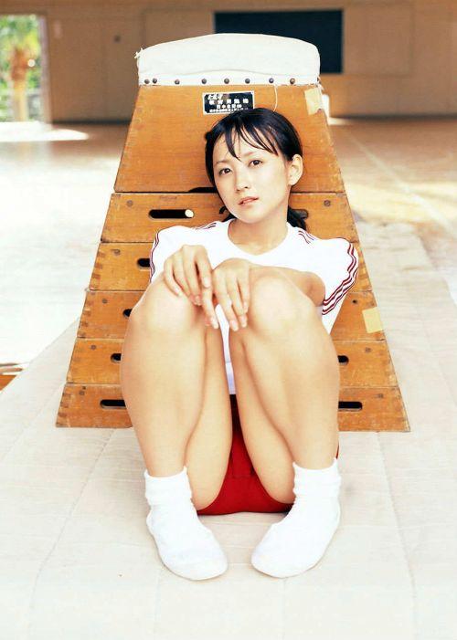 【JKエロ画像】ブルマは体操服というよりコスプレだろJK 39枚 No.2