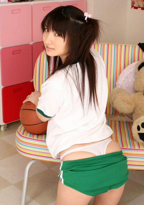 【JKエロ画像】ブルマは体操服というよりコスプレだろJK 39枚 No.12