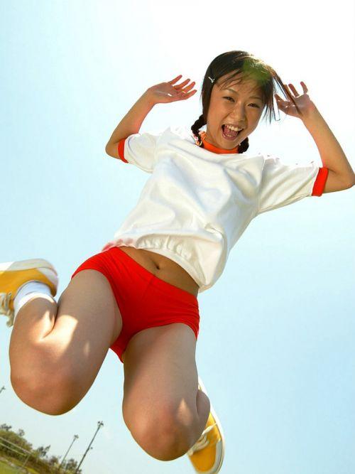 【JKエロ画像】ブルマは体操服というよりコスプレだろJK 39枚 No.15