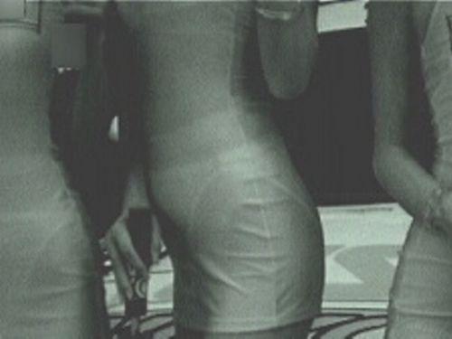 女子スポーツ選手の陰毛、乳首、割れ目が見えちゃう赤外線盗撮画像 40枚 No.15