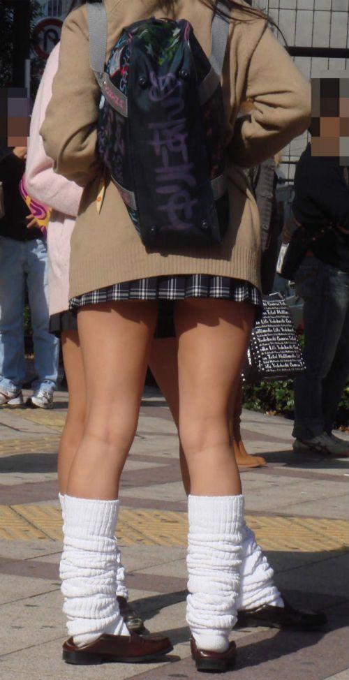 【盗撮画像】素足がスベスベでフレッシュなJKのナマ足エロ過ぎ! 39枚 No.5