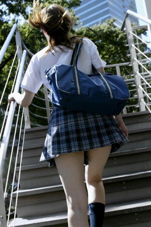 【盗撮画像】素足がスベスベでフレッシュなJKのナマ足エロ過ぎ! 39枚 No.18