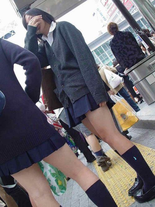 【盗撮画像】素足がスベスベでフレッシュなJKのナマ足エロ過ぎ! 39枚 No.30