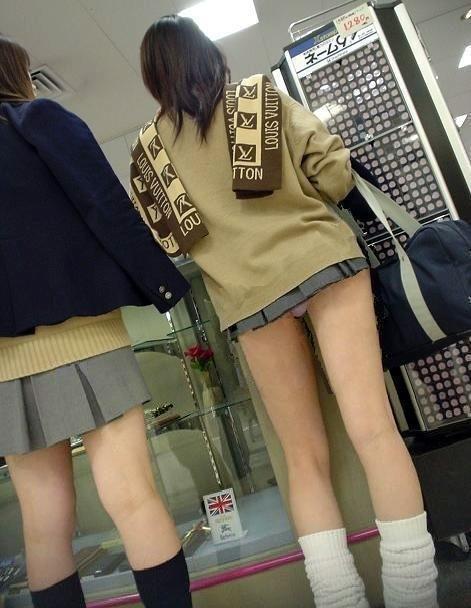 【盗撮画像】素足がスベスベでフレッシュなJKのナマ足エロ過ぎ! 39枚 No.31