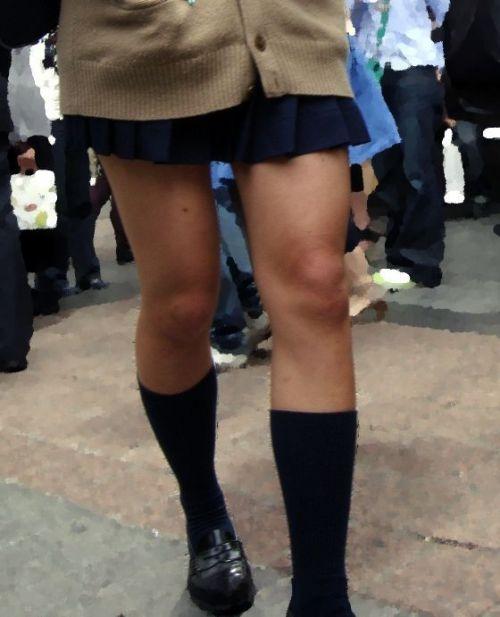 【盗撮画像】素足がスベスベでフレッシュなJKのナマ足エロ過ぎ! 39枚 No.36