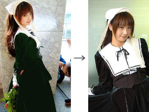 【画像】エロカッコイイ衣装のコスプレイヤー達まとめ 36枚 No.14