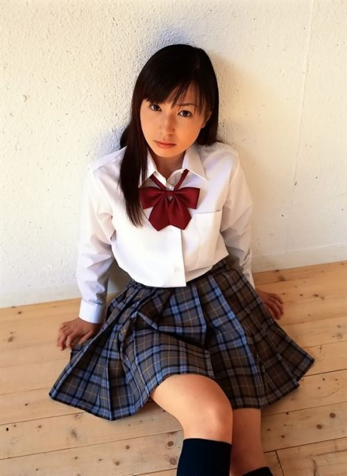 【画像】モデル級に可愛いJK画像まとめたった! 36枚 No.6