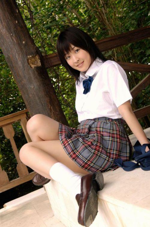 【画像】モデル級に可愛いJK画像まとめたった! 36枚 No.15