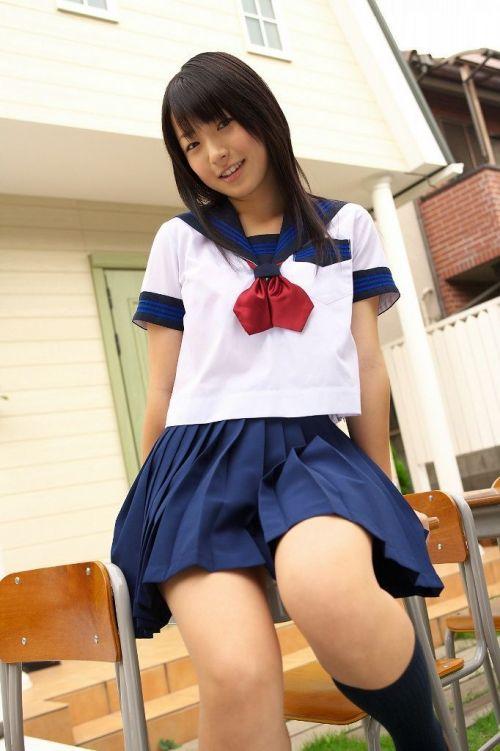 【画像】モデル級に可愛いJK画像まとめたった! 36枚 No.23