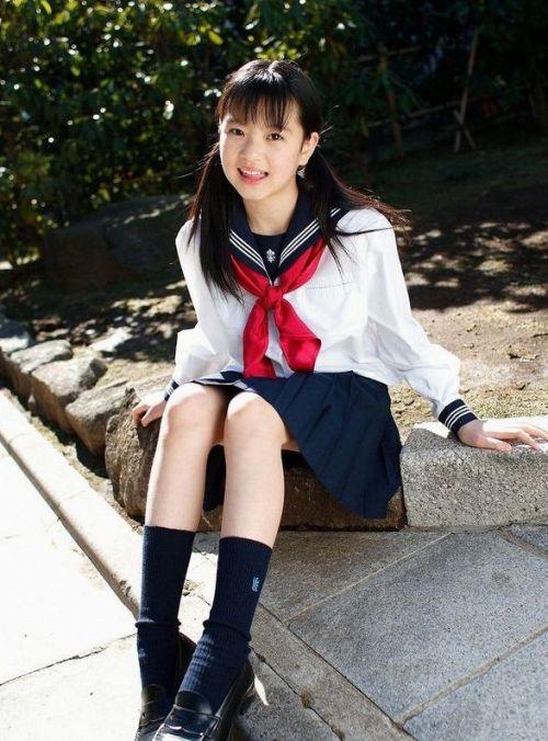 【画像】モデル級に可愛いJK画像まとめたった! 36枚 No.29