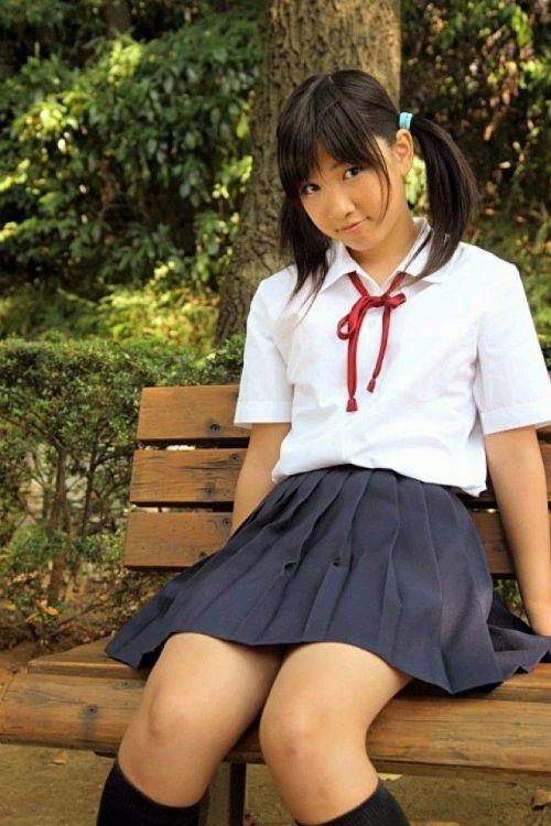 【画像】モデル級に可愛いJK画像まとめたった! 36枚 No.30