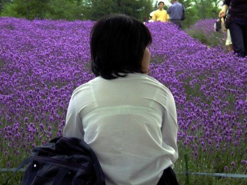 【画像】女子高生の透けたブラジャーの色が濃いとエロランジェリー状態 35枚 No.12