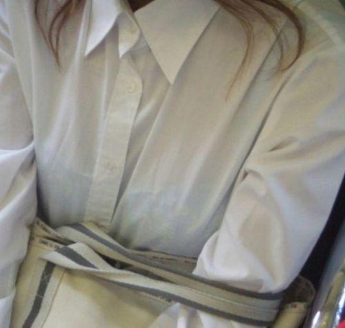 【画像】女子高生の透けたブラジャーの色が濃いとエロランジェリー状態 35枚 No.28