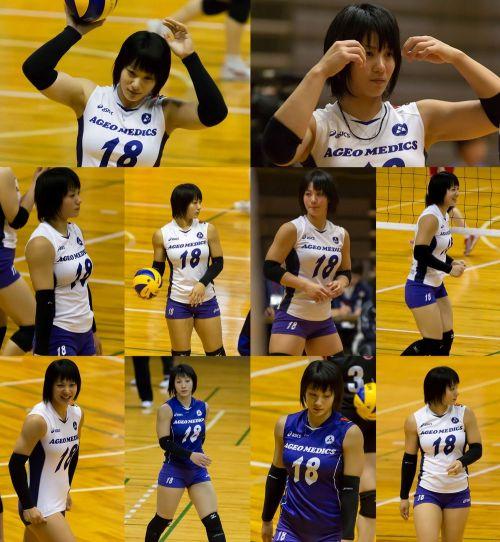 【シコシコ速報】ピチピタなユニフォームを着た女子アスリートエロ画像 35枚 No.18