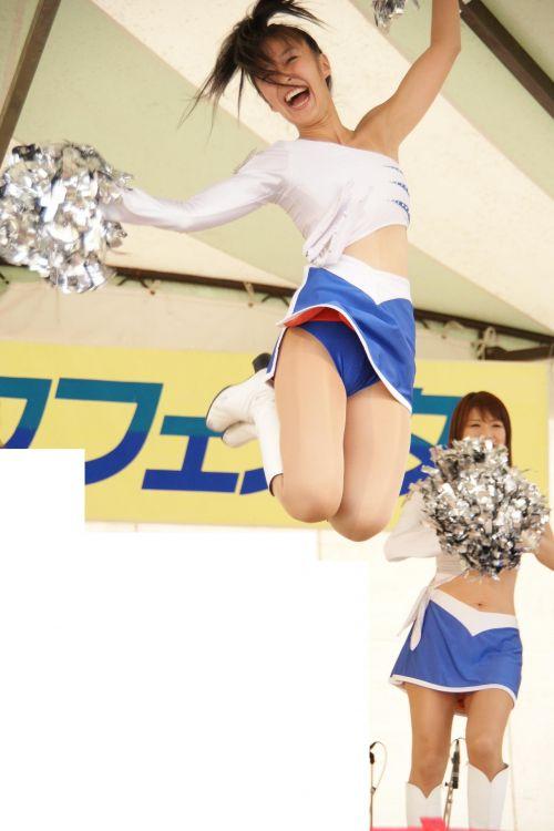 【勃起速報】チアガールって股間の魅せ方を争う競技だよな! 55枚 No.27