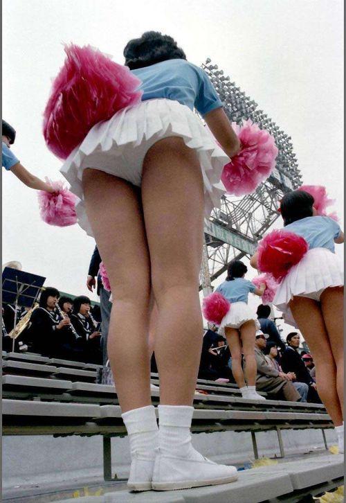 【勃起速報】チアガールって股間の魅せ方を争う競技だよな! 55枚 No.36