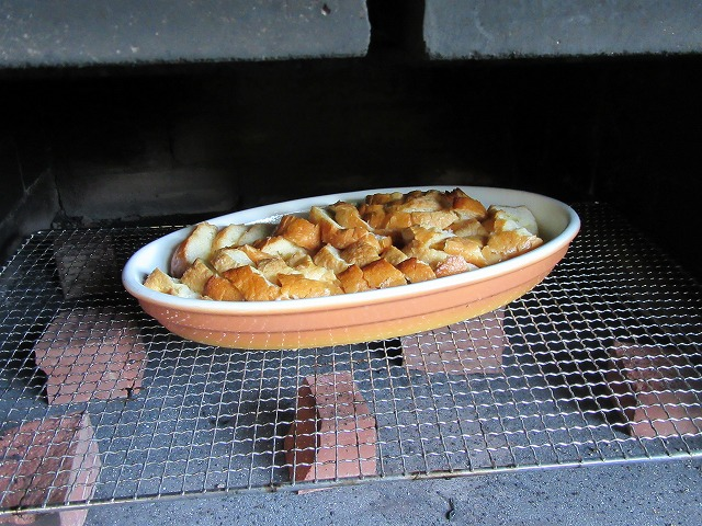 これも焼いて、お料理 27.10.4
