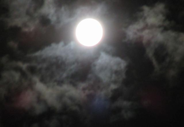 中秋の名月 過ぎて 27.9.28
