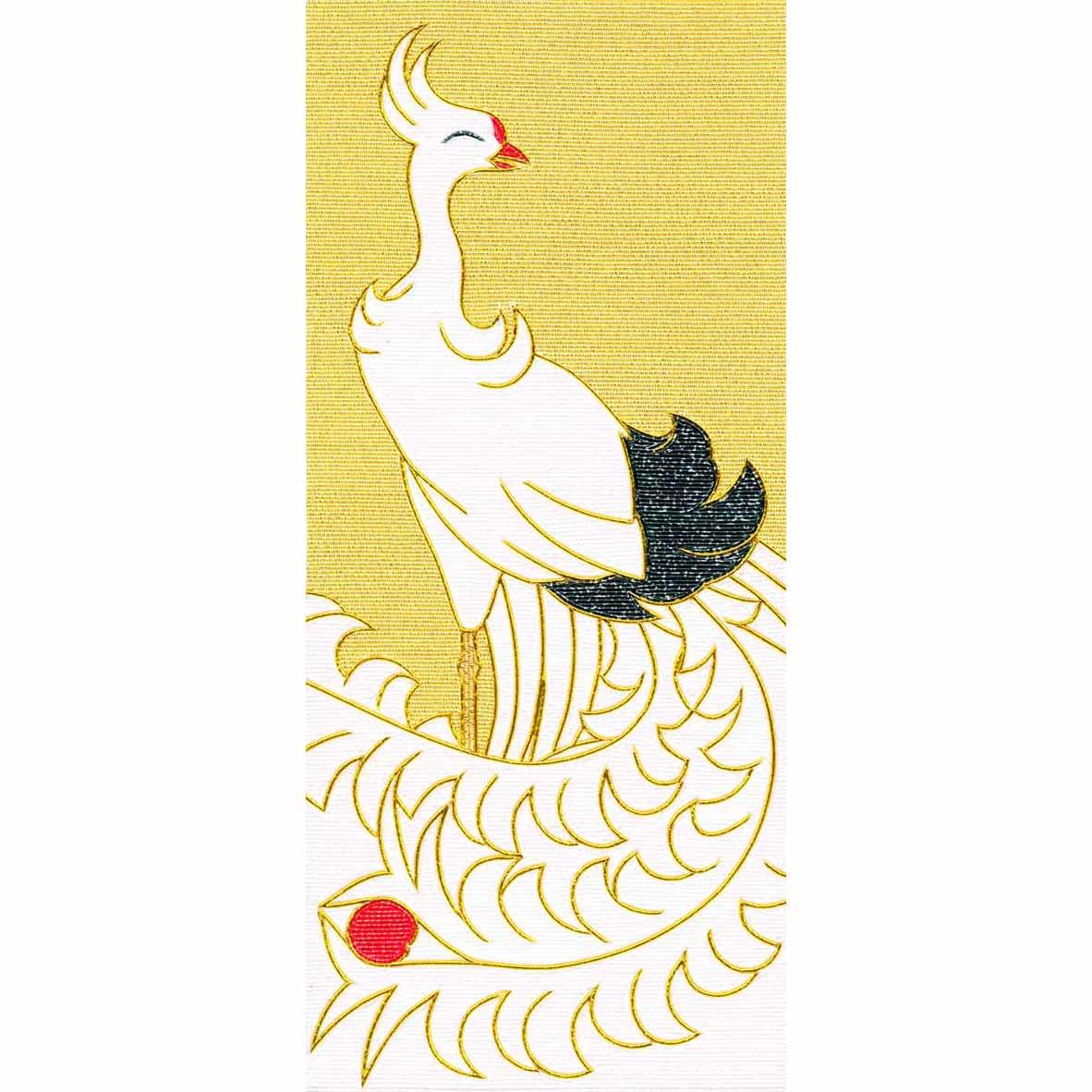 白鳳 習琳派神坂翁