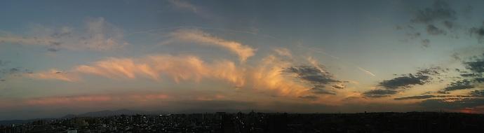 151004夕暮れ (1)