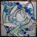 青の胡蝶蘭