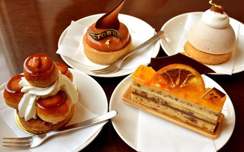 【ケーキ】オクトーブル_150816