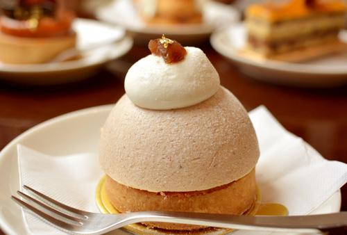 【ケーキ】オクトーブル「モンブラン」