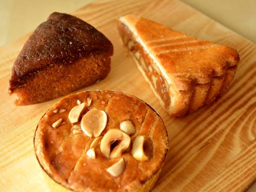 【ケーキ】アヴァロン「焼き菓子(ギャレットゴロワーズ・パウンドケーキ・アンガディーネ)」1 (2)