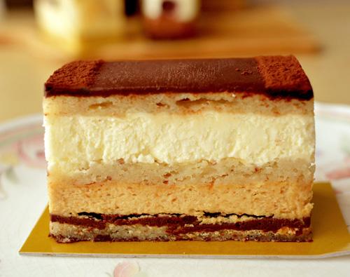 【ケーキ】ラヴィルリエ「マルジョレーヌ」