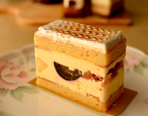 【ケーキ】ラヴィルリエ「タンブラン」 (2)