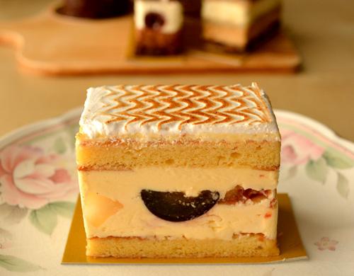【ケーキ】ラヴィルリエ「タンブラン」