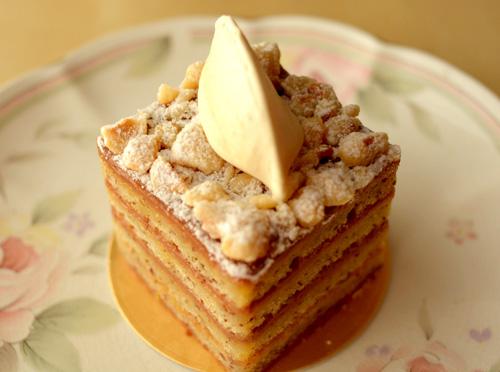 【ケーキ】ラヴィルリエ「トライトリス・アグリューム」 (2)